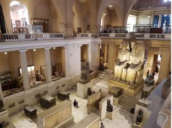 Trasladan 22 momias de farones a un nuevo gran museo