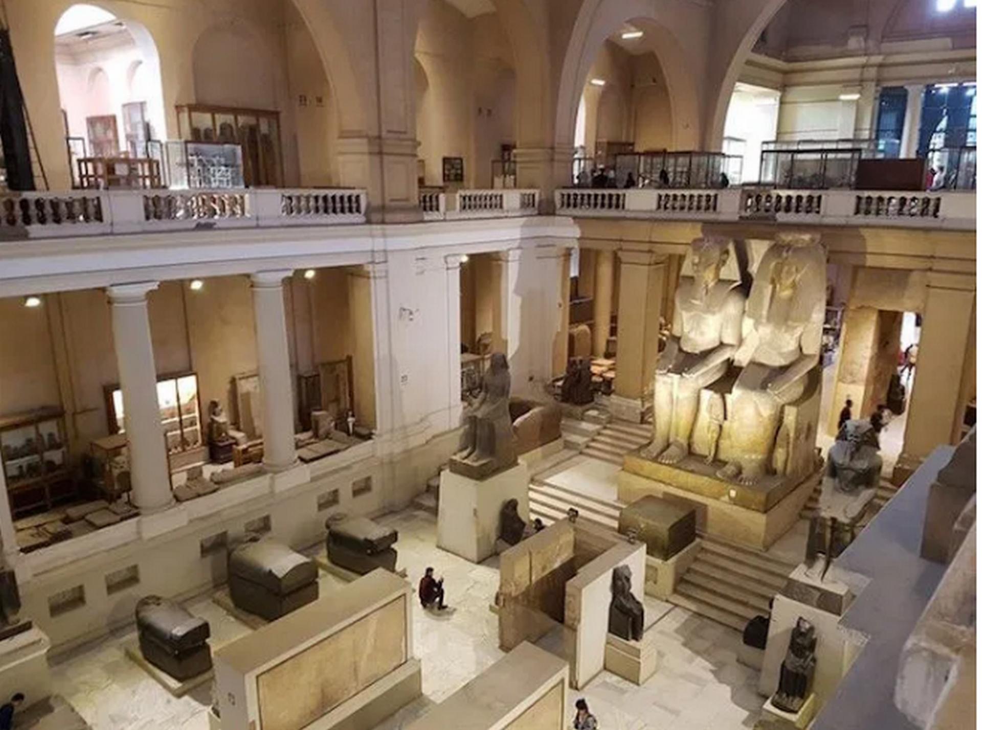 museo momias faraones